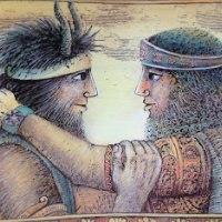 Gilgamesch- Rosenkreuzer Gabriele Quinque